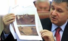 Krievija starptautiskajā meklēšanā izsludina Ukrainas iekšlietu ministru