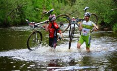'Vivus.lv' MTB jubilejas velomaratons vērienīgi finišēs Apes pusē