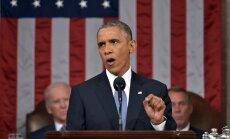 Obama: ASV vēl nav izlēmušas par ieroču piegādi Ukrainai