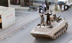 Turcija apšauda 'Daesh' pozīcijas Sīrijā