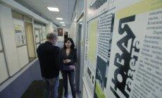 Krievijas opozīcijas laikraksts plāno apbruņot žurnālistus