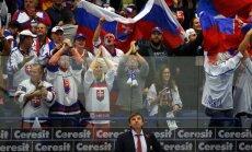Slovākija - Krievija, Znaroks
