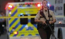 Vīrietis birojā ASV nošauj četrus cilvēkus un izdara pašnāvību