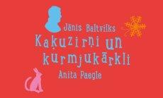'Liels un mazs' pirmoreiz izdod grāmatā Jāņa Baltvilka pekstiņstāstus bērniem