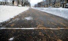 Tuvākajās dienās Latvijā iespējami apgrūtināti braukšanas apstākļi