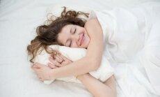 Эффективный способ уснуть за минуту