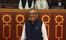 Pakistānas prezidenta amatā ievēlēts Arifs Alvi