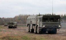 'Iskander' izvietošana Kaļiņingradas apgabalā ir bezkompromisa rīcība, uzskata NATO ģenerālis
