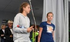 Ostapenko mamma un trenere: visas tenisistes domās, kā uzvarēt Jeļenu