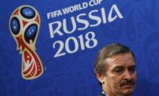 Pēc izstāšanās no Pasaules kausa atlaists Kostarikas izlases galvenais treneris Ramiress