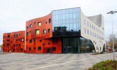 Stradiņa slimnīca: lietavu bojājumi jaunajā korpusā ir nelieli