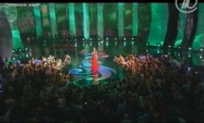 Открытие Евровидения 2009 - Анастасия Приходько