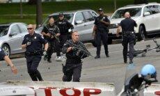 Pie ASV Kapitolija notikusi apšaude