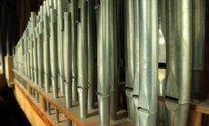 Saziedoti nepieciešamie līdzekļi LU Lielās aulas ērģeļu restaurācijai