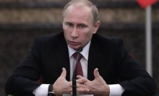 Путин потребовал повысить доходы россиян