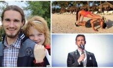 Nedēļas trakumi: Usiku pāra brīvdienas, 'dabas bērnu' dzīve un Rivas veiksme