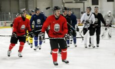 Nosaukts Latvijas hokeja izlases sastāvs pārbaudes spēlēm ar Zviedriju