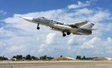 США обвинили РФ в бомбардировке сирийских войск