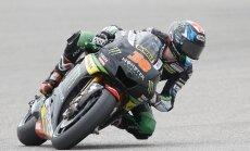 'MotoGP' pilots Bredlijs Smits: elektronika joprojām ir pārāk 'gudra'