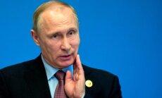 Krievija neredz iemeslu apbruņot Sīrijas kurdus, norāda Putins