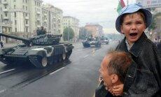 Vērienīgās mācības 'Zapad' varēs novērot arī Latvijas pārstāvji, sola Baltkrievija