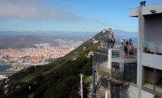 Lielbritānija neatdos Gibraltāru Spānijai bez iedzīvotāju piekrišanas, norāda Meja