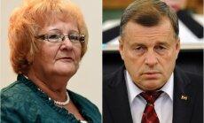 Arī Saeimā netikusī Barča apšauba vēlēšanu rezultātus