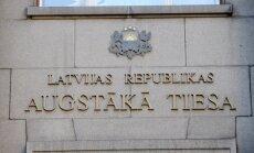 Tiesa ierosina trīs lietas par viendzimuma ģimenes attiecību reģistrēšanu
