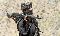 Krievija klusām bruņo 'Taliban', bažījas ASV