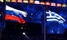 Grieķijas plāns 'B': Ķīnas un Krievijas piedāvājums jau ir uz galda, norāda ārlietu ministrija