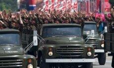 Turpina sarukt Ķīnas imports no Ziemeļkorejas