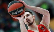 CSKA basketbolists de Kolo atzīts par Vienotās līgas regulārā čempionāta vērtīgāko spēlētāju