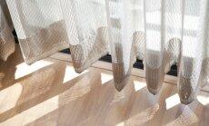 Aizkaru izvēle mājoklim: audumi un praktiski ieteikumi no aizkaru dizaineres