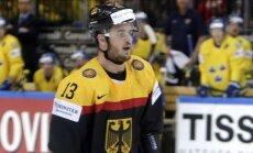 Vācijas izlases aizsargs Dašners izlaidīs spēli pret Latviju