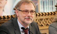 Abi LU rektora amata kandidāti ir ļoti spēcīgi, uzskata Auziņš