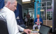 'Delfi TV ar Jāni Domburu': pilna intervija ar Aivaru Lembergu
