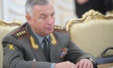 Krievijas ģenerālis: Krievijas militārie padomnieki turpina darbu Sīrijā