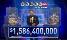 Житель США выиграл в лотерею 1,5 миллиарда долларов