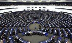 Eiroparlamentārieši aicina arī Ungāriju sodīt par brīvību ierobežošanu