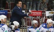 'Baris' atbrīvos skandalozo Nazarovu no galvenā trenera amata