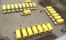 'Ātrās palīdzības' auto sāga: Mašīnas piegādās Āboltiņas vīra pārstāvēts uzņēmums