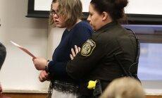 Pusaudzei ASV piespriež 40 gadus psihiatriskajā slimnīcā par slepkavības mēģinājumu