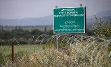 Robežzīmju pārvietošana pie separātiskā Dienvidosetijas reģiona ir provokatīva, uzsver ĀM