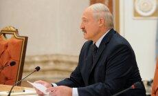 Lukašenko: Lietuvas nostāja nekavēs Baltkrieviju pabeigt Astravjecas AES