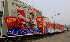 Lietuvietis Ziemeļkorejā: piedalīšanās maratonā – vienīgā iespēja ārzemniekam netraucēti apskatīt komunistu citadeli
