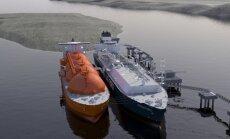 Nav skaidrības, vai sašķidrinātās dabasgāzes terminālis Latvijai būtu izdevīgs