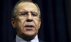 Лавров объяснил, в чем смысл существования блока НАТО