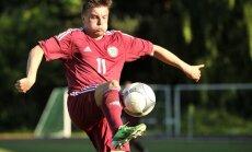Savaļnieks atnes 'Liepājas' futbolistiem uzvaru pār 'Daugavpili'
