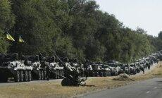 Кремль и НАТО приветствуют соглашение о перемирии на Украине