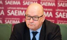 Atlūgumu iesniedzis Saeimas izpilddirektors; parlamentā gaidāma vērienīga reorganizācija
